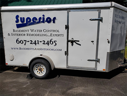 Superior Basement Water Control & Remodeling